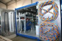 Контейнер МКВ-10 для обеспечения водолазных спусков